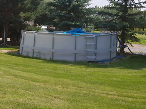 18 ft hydro force pool