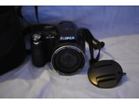FUJi film digital bridge camera and case