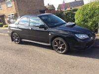 Subaru Impreza 2.5 wrx hawkeye, (Sti), 84k, bargain £3995 Ono, px ???