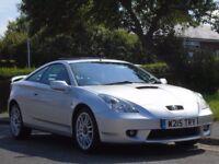 Toyota Celica 1.8 VVT-i 3dr,FULL MOT,GOOD SERVICE,NICE LOOKING CAR