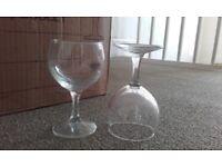 36 Ravenhead 19cl as new wine glassess