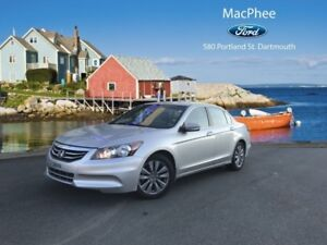 2012 Honda Accord Sedan EX-L  - Leather Seats -  Sunroof -  Blue