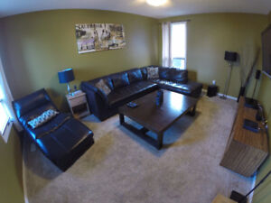 Executive Fully Furnished Main Floor House