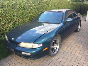 2 240sx --- (3000 cash for both )