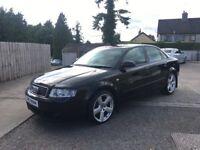 2002 Audi A4 1.9 130bhp (Not golf, Leon, A3, Jetta, Passat, a6, 320, 318)