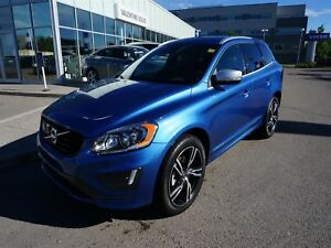 2017 Volvo XC60 T6 R AWD  Demo sale!!!