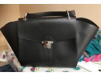 Alberta Di Canio Designer Handbag - Genuine Italian Leather
