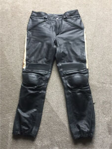 Men's Ducati Meccanica Leather Pants