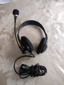 Computer chatting headset