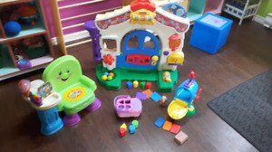 Jouets Laugh and Learn