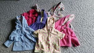 18 months sweater lot