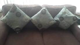 Set of 3 cushions