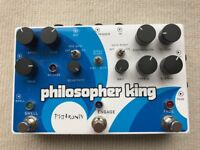 Pigtronix Philosopher King advanced Compressor and ADSR effects pedal