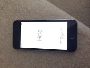 iPhone 5S rogers chatr great condition