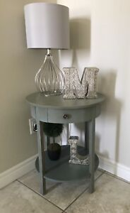 MOVING- Brand New Accent Table- Must Go ASAP