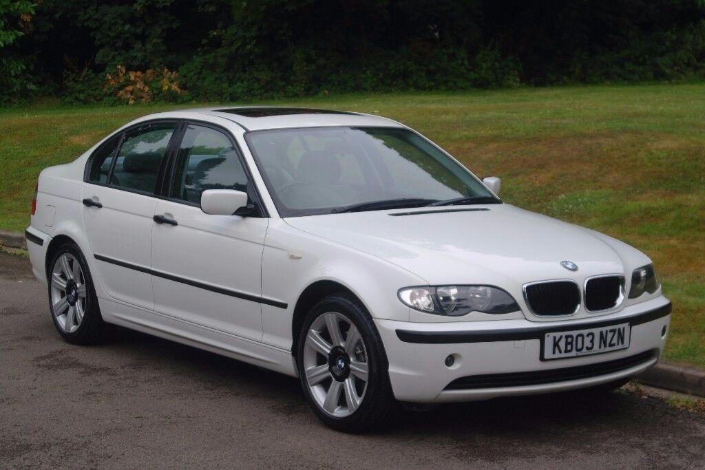 2003.. BMW 318i SE.. Auto.. Dual Fuel LPG Converted.. Low ...