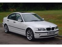 2003.. BMW 318i SE.. Auto.. Dual Fuel LPG Converted.. Low Miles.. Well Maintained.. Bargain..