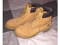 Timberland Boots - Size 11