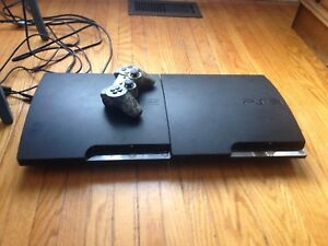 Two working PS3s