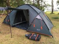 4 man tent in very good Condition