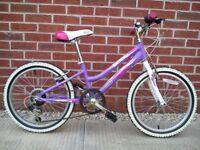 Girls Bike - CUDA MAYHEM - 20 inch wheels - suit age 7+