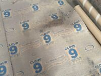 Cloud 9 cirrus underlay -(new but damaged) please see pictures