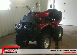 2011 Yamaha Grizzly 700 Special Edition