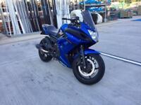 Yamaha xj6 Diversion 2010 A2 legal swaps swaps part ex