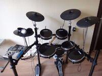 Electronic drum professional alesis dm10