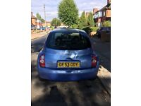 Nissan Micra in a good condition