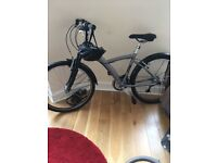 Nearly New BTwin 500 Hybrid Bike, Central Edinburgh