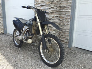 2008 Yamaha YZ250F - Top/Bottom End Rebuilt, New Tires, AVS