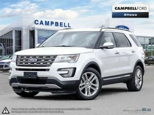 2016 Ford Explorer Limited AWD LOW KM