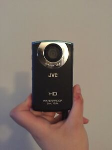 JVC HD Waterproof Camera