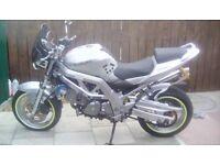 Suzuki SV650 2004 Motorbike for sale