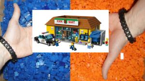 Je Recherche le Dépanneur Lego Simpsons The Kwik-E-Mart 71016