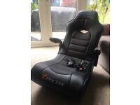 X Rocker gaming chair g force 2