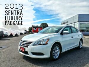 2013 Nissan Sentra SV Sunroof Alloys  FREE Delivery
