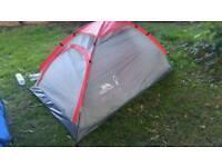 Trespass tent