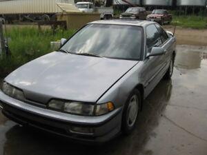 1990 ACURA INTEGRA PARTS CAR