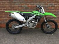 Kxf 250 2016 clean bike not crf yzf Rmz sxf exc yz rm Kx cr