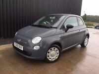 2010 Fiat 500 1.2 Pop 3dr 2 Keys Service History, 12 Months MOT, 1 Month Warranty Finance Available