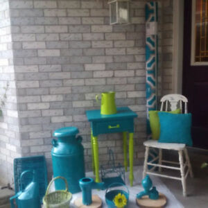 GARDEN/ PORCH DECOR **MOVING SALE* SEE EACH PRICE