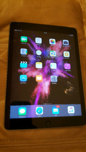 IPad Air wifi+cellulaire