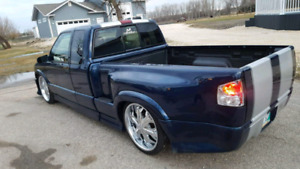 Almost New 20 inch rims for Chevy S10