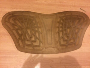 Gel front riser pad for sale