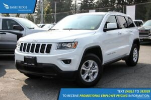 2016 Jeep Grand Cherokee Laredo AM/FM Radio and Air Conditioning