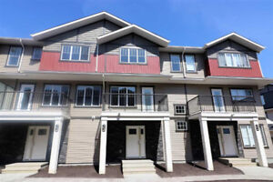 New Townhomes - 10 Mins from Sherwood Park - Move This Summer!