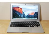Apple Macbook Air 11 2011 - core i5 1.6GHz/4GB/120GB - excellent condition