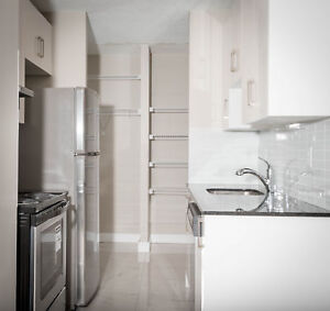 **BEAUTIFULLY RENOVATED 2 Bedroom Suite - OLIVER SQUARE**